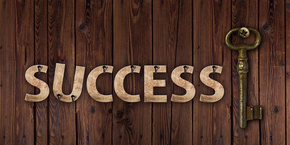 Nøglen til succes